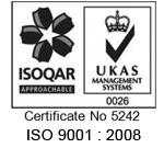 AE Tools ISO-9001